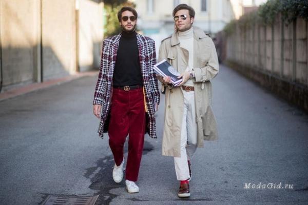 неделя моды осень зима 2018 2019