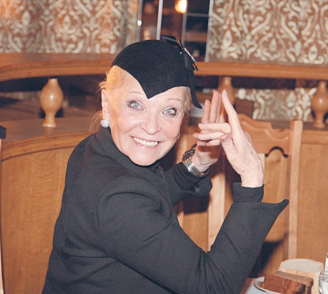 Светлана Светличная: «Я позитивная, добрая, счастливая и отзывчивая»