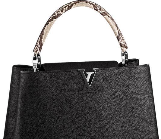 Louis Vuitton выпустил свою самую темную коллекцию сумок 1d0069369d6